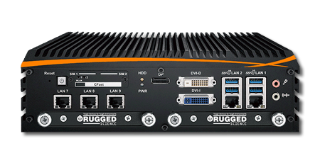 Rugged Military Computers