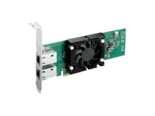 Image of LE-1055 Low Profile 2-port 10 GigE LAN Expansion Card, PCI Express x4