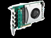 PE-7004MX (M12 10G PoE+) PCIe Expansion Card