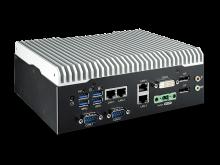 SPC-5600 8-Core Industrial Fanless Computer