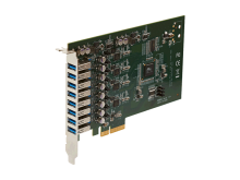 UE-1008 8-Port USB 3.0 PCIe Expansion Card