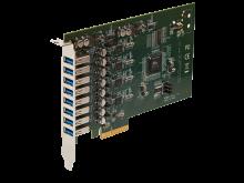 UE-1008 PCIe USB 3.0 Expansion Card