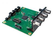 VSM-200 4 Channel SUMIT Card